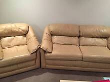 FREE leather sofa and armchair, good condition Bondi Junction Eastern Suburbs Preview