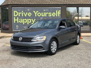 2015 Volkswagen Jetta Sedan Trendline+/HEATED SEATS /BACK UP CAM
