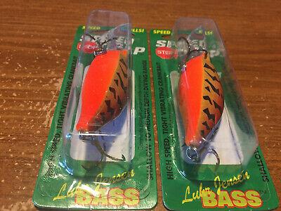 Salmo Slider Jerkbait Glider Orange Freak of