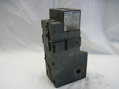 Vintage Erico Cadweld Vtc-2q3 Cable To Vertical Steel Pipe Mold Welder Used