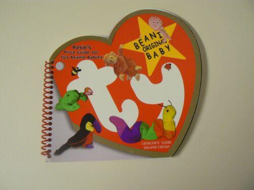 Rosie Wells Ty Original Beanie Babies Collector