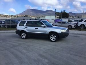 Subaru Automatic Forester 2005 Derwent Park Glenorchy Area Preview