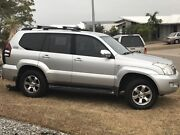 Toyota prado Mount Low Townsville Surrounds Preview