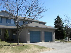 2 Bedroom Townhouse Condo by Conestoga Mall, Waterloo