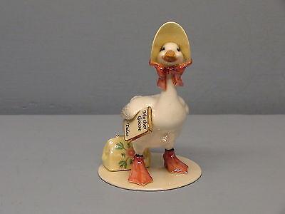 Retired Hagen Renaker Specialty Mother Goose