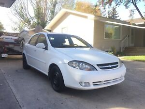 2004 chevrolet optra, AC, sunroof, command start
