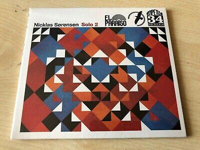Nicklas Sorensen - Solo 2 CD Papir