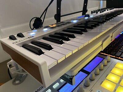 Arturia Keylab 61 Essential Keyboard Controller, 61-Key, White