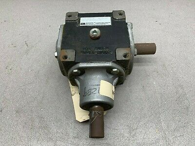 New No Box Von Ruden 40-07 Gear Speed Reducer 21 Ratio 90002