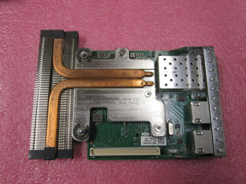 Dell Intel X710 I350 Quad Port 1G RJ-45 -10G SFP+ Network Daughter Card 6VDPG