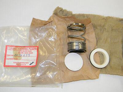 New Crane Deming Pump Mechanical Seal Kit 0078879 1.25 S-1 Bf1c1 Bul 3182 C4