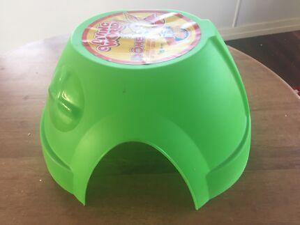 Plastic igloo for guinea pigs