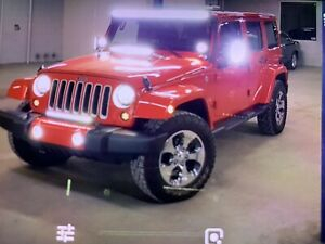 Jeep 2016 Sahara Unlimited