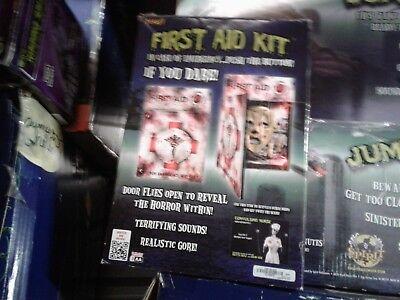 Spirit Halloween First Aid Kit Works Rare Tekky Toys - Work Spirit Halloween