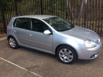 2008 Volkswagen Golf Pacific TDI Automatic North Sydney Area Preview