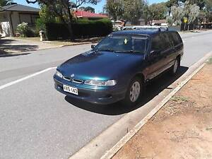 1997 VS Holden Commodore Wagon # PRICE REDUCED FOR QUICK SALE # Kensington Norwood Area Preview