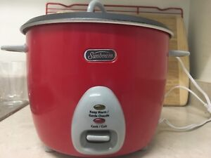 16 Cup Rice Cooker - Like new!