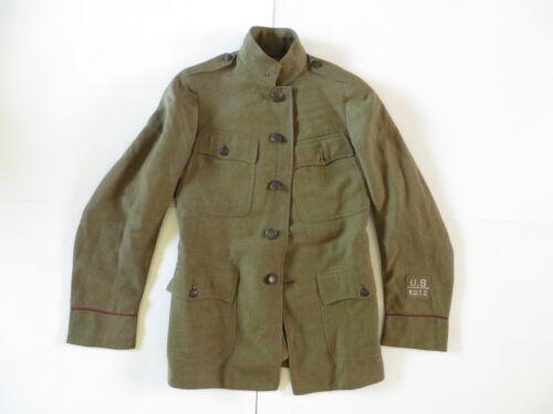 WW 1 US Army ROTC uniform Desmond manufacturer- Jacket and Breeches.