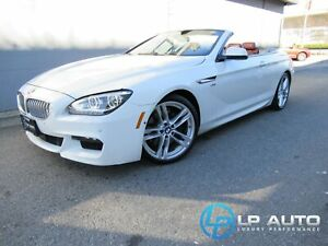 2012 BMW 650i xDrive Cabriolet! M Sport! Easy Approvals!