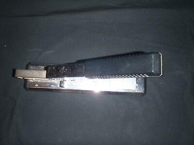 Vintage Bates 224xhd Power Arm Extra Heavy Duty Stapler
