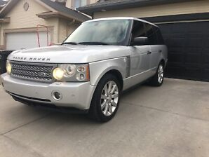 2006 Range Rover Supercharged
