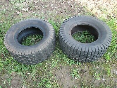 Cub Lo Boy 154 184 185 International Ih Front Carlisle Turf Tires 20 X 8.00 X 10