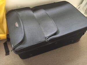 2 large suitcases - $80 for both