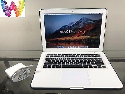 Apple MacBook 13 Pre-Retina MacOS-2017 8GB RAM 500GB DRIVE ~ 1 YEAR WARRANTY ~