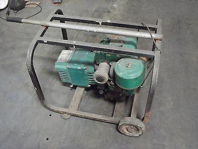 Powermate Model Pm54-4000 Portable Gasoline Powered Generator 4000watts 3600rpm