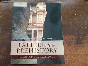 Patterns in Prehistory (Wenke and Olszewski) 5th edition Maroubra Eastern Suburbs Preview