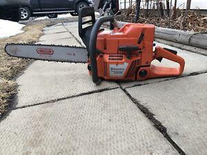 Husqvarna 372 Xp pro chainsaw