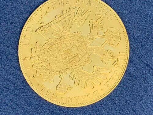 Austrian 4 Ducat gold coin