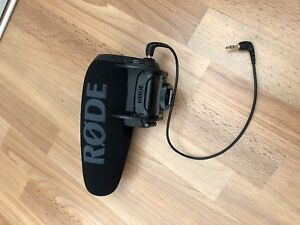 Rode VideoMic Pro Plus - Like NEW condition used twice