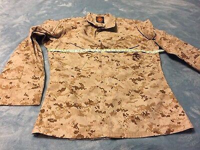 Used, Desert Marpat USMC Combat Jacket for sale  Chicago