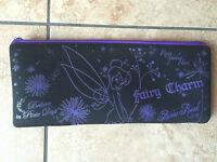 Pochette Originale Disneyland Paris Color Nero Di Sfondo E Scritta Viola - disney - ebay.it
