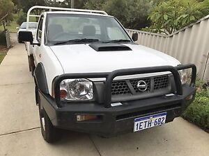 Nissan Navara 4x4 Turbo Diesel South Fremantle Fremantle Area Preview