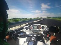Motorcycle Club Ride Along