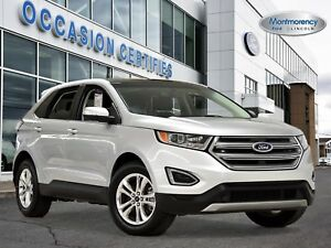 2017 Ford Edge SEL AWD 2.9% CERTIFICATION