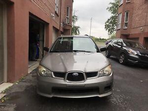 Subaru Impreza 2006 193000km