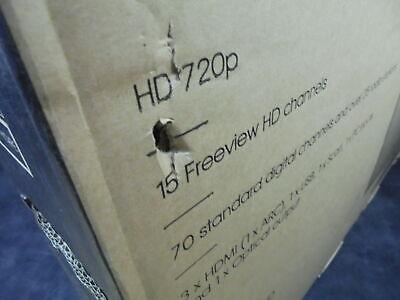 """LOGIK L32HE18 32"""" LED TV - Black - DAMAGED BOX - Currys"""