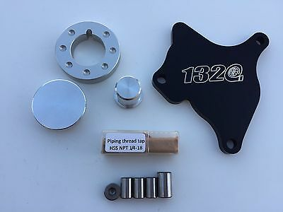 1320 Performance Balance Shaft Eliminator Kit H22A4 F22A F22B1 h23 Vtec F22 F20b for sale  Shipping to Canada