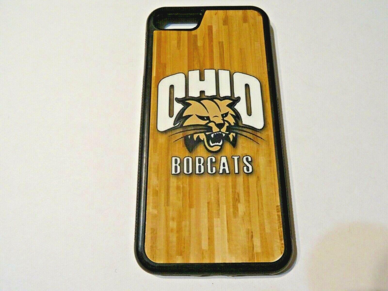 Fan Brander Slim Phone case ~ with Ohio University Bobcats Primary Logo