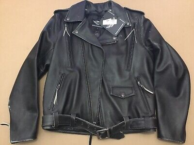 Harley Davidson El Camino Distressed leather Jacket men's Medium NWT for sale  Shipping to India