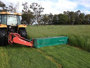 HAY AND SILAGE ROUNDS Premium quality Rye Rye Clover mix Baw Baw Area Preview