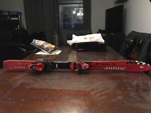 ski 110cm atomic