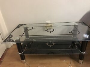Coffee table, tv stand