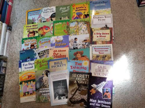Harcourt Advanced Level Reading Books Grade 2 lot of 30