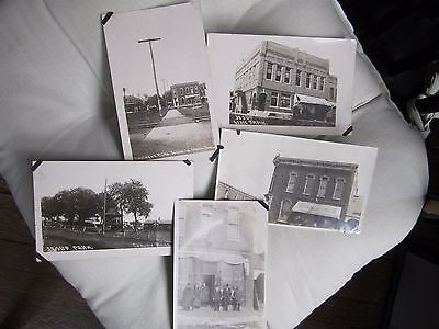 Great Collection of Jessup, Iowa Photo Postcards!