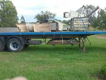 Tri-axle lead semi-trailer Texas Inverell Area Preview