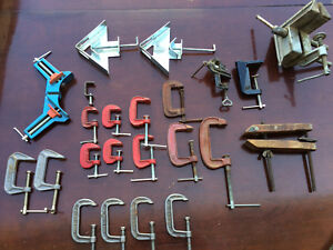 Vises & Clamps Tools Open to offers